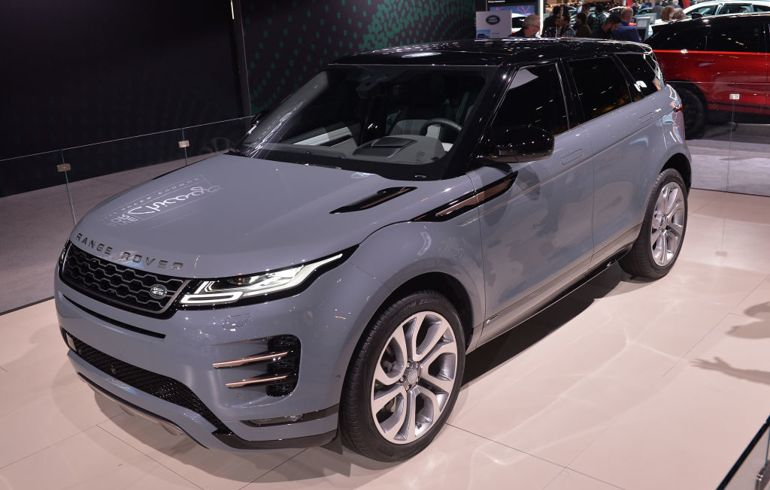 Highlights From the 2019 Chicago Auto Show