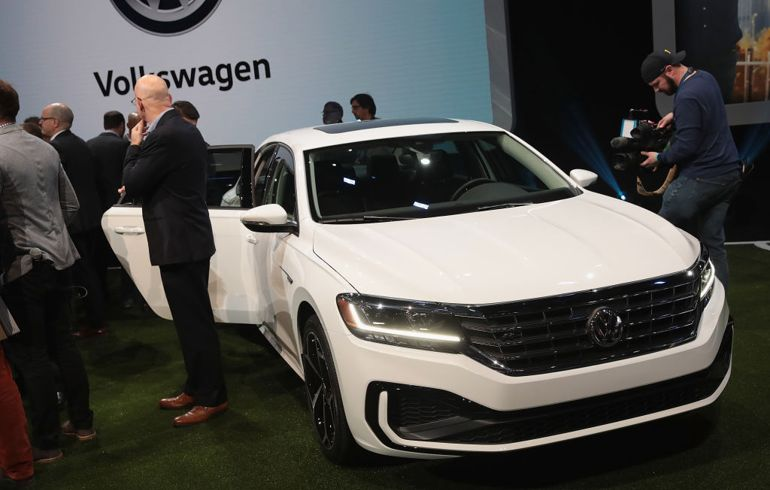 Let's Check Out Some Highlights from the 2019 Detroit Auto Show