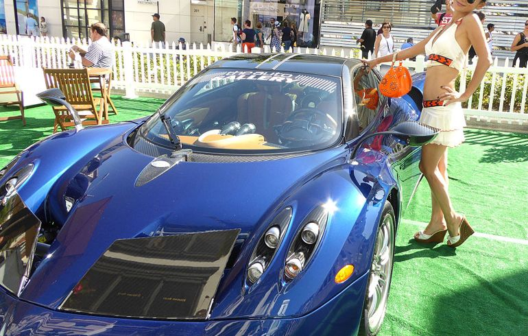 Is Your Car Concours d'Elegance Material? For That Matter, are You?