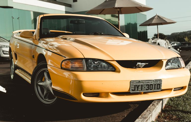 Ford Mustang: America's Classic Car
