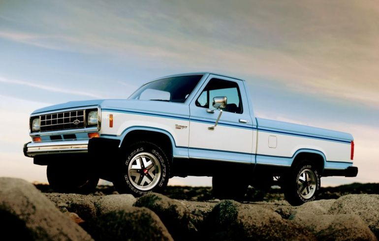 The Coolest Trucks in History