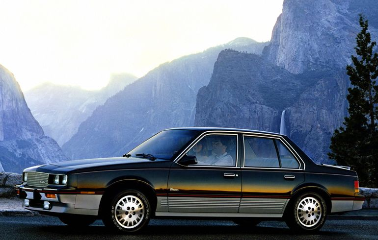 The Worst Cars of the 1980s