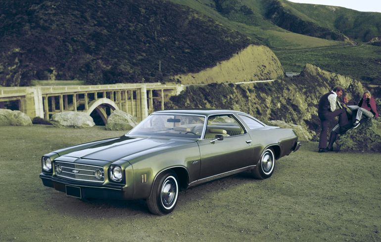 A Brief History of the Chevy Chevelle