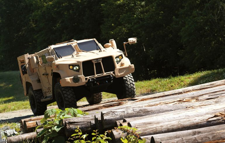 Military Vehicles You Can Totally Own Right Now