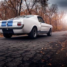 The Best Vintage American Muscle Cars