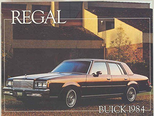 Buick Regal Through the Ages