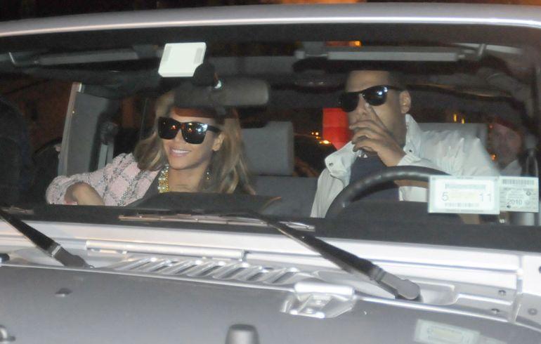 Beyoncé and Jay-Z's Crazy Car Collection