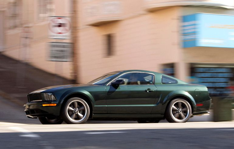 Best of the Best Mustangs so Cool They're Hot
