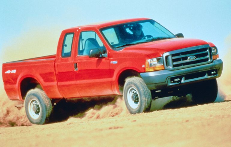 The Best Ford Trucks of All Time