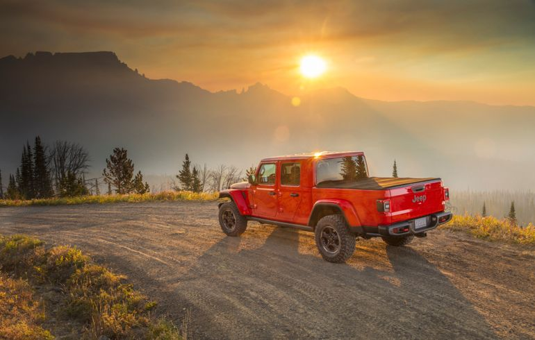 New Trucks You Can Actually Take Off-Road