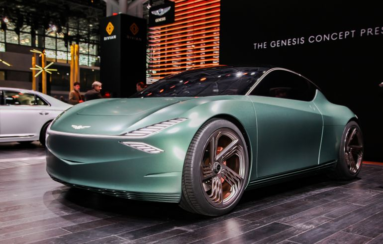 Highlights of the 2019 New York Auto Show