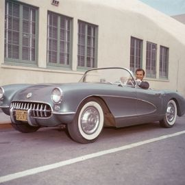 American Super Car - Chevrolet Corvette Through the Ages