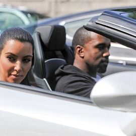 Kanye and Kim's Spectacular Car Collection