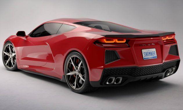 American Super Car - Chevrolet Corvette Through the Ages