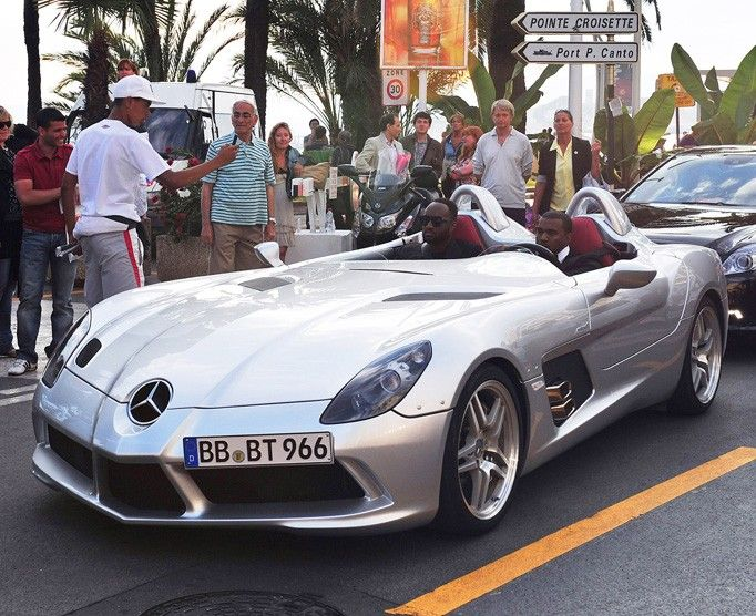 Check Out These Custom Celebrity Cars
