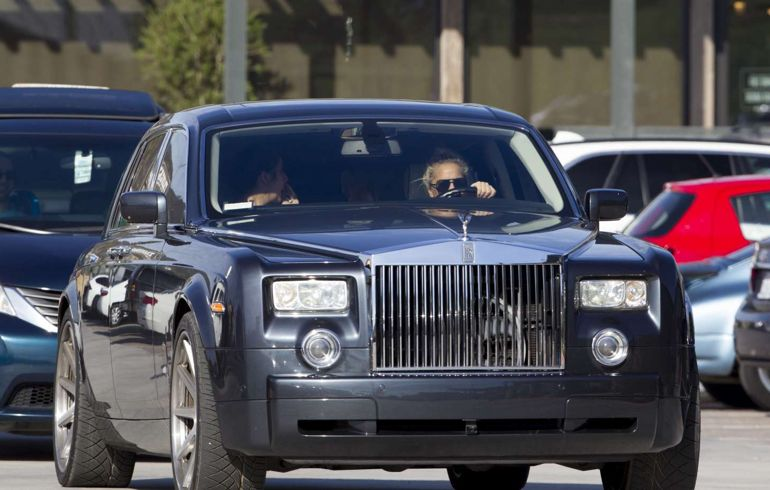Let's Go Gaga for Lady Gaga's Car Collection