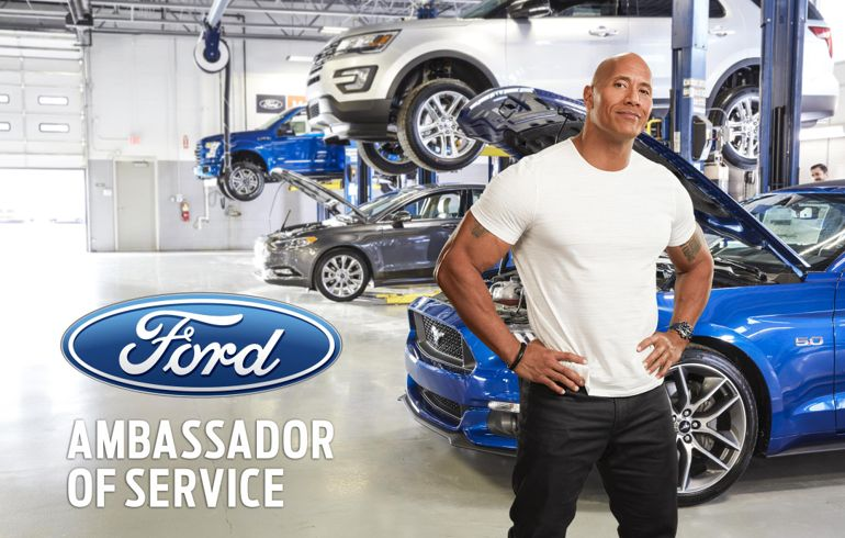 14 Awesome Cars Owned by The Rock