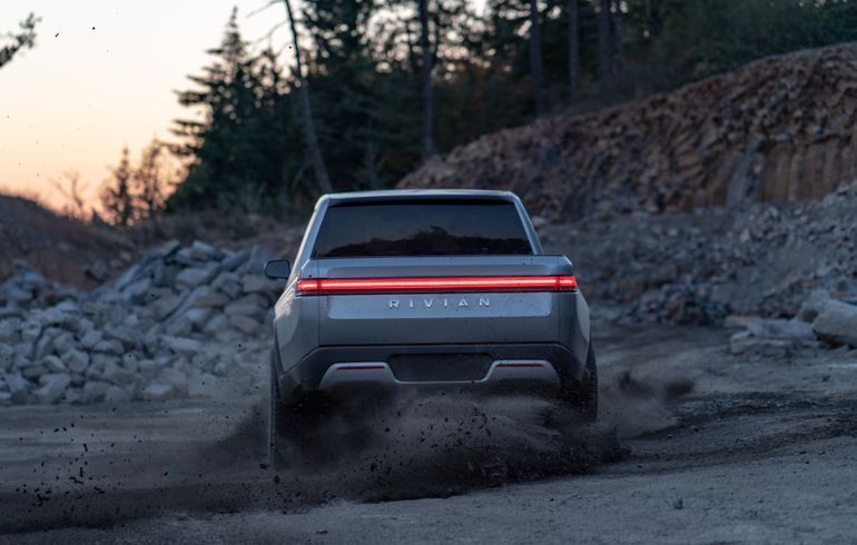 Rivian: Tesla's New Competitor