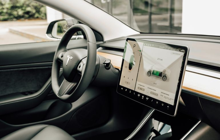 Inside the Coolest Features of the Tesla Model 3