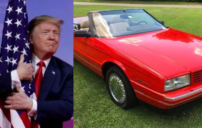 12 Crazy Awesome Cars In Donald Trump's Garage