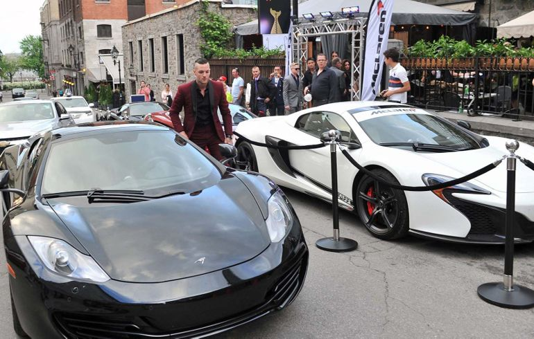 The Best Rides of Top NHL Stars