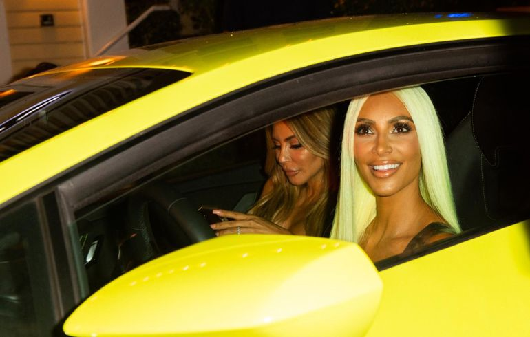Top 13 Cars Owned By the Most Famous Women in Hollywood