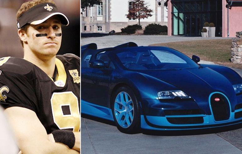 Sickest Rides of Top NFL Stars