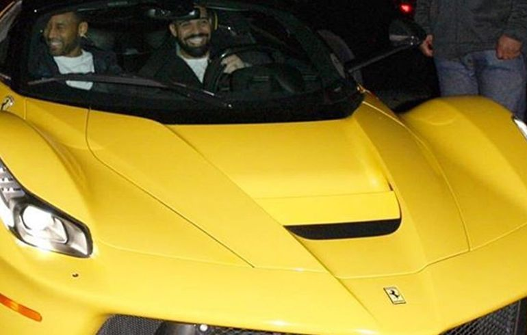 Ferrari Culture: Celebs Who Make the List and Ones Who Are Banned