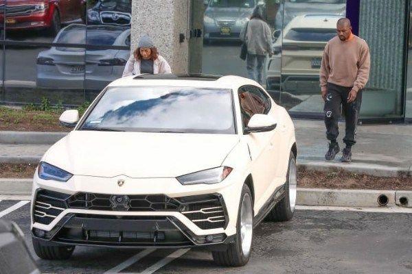 Spectacular Cars in the Kardashian Family Fleet