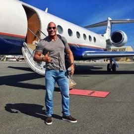 There Are Some Truly Awesome Celebrity Private Jets