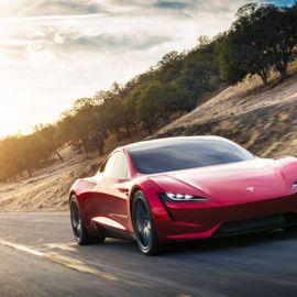 The Shockingly Hot 2020 Tesla Roadster
