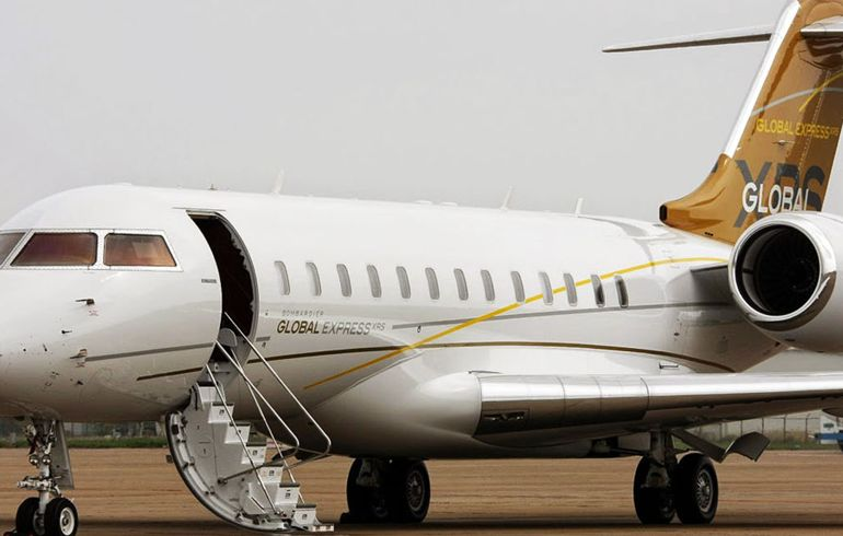 15 Truly Stunning Celebrity Private Jets