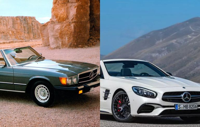 Old Classic Cars that Were Remade for the Better or Worse