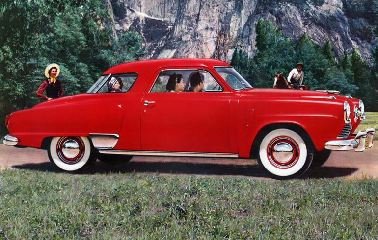 Forgotten Cars of the 1950s: the Domestic Boom and Import First Wave