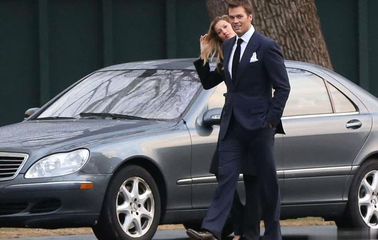The Impressive Car Collection of Tom Brady & Gisele Bündchen