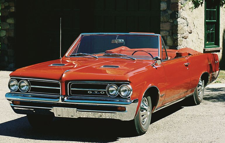 Take a Ride in Some Forgotten Cars of the 60s