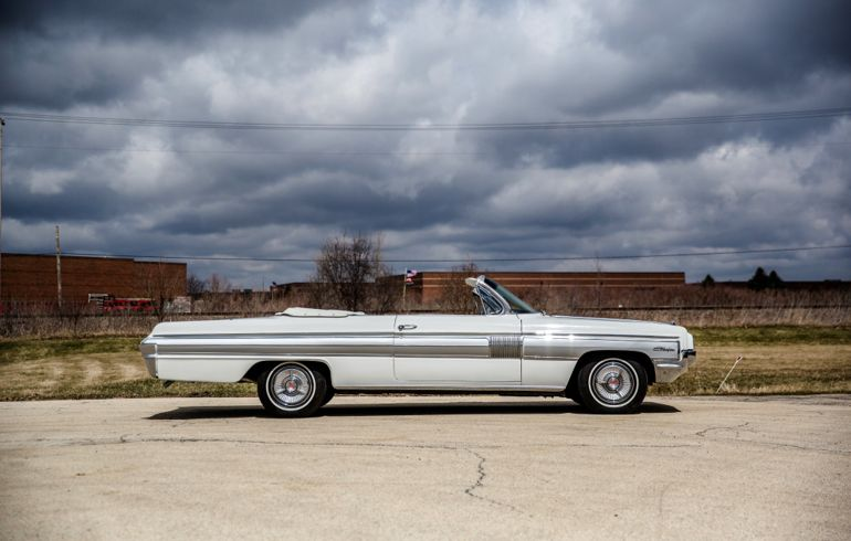 A Century of Innovation and Style: The Best Oldsmobiles Ever Made