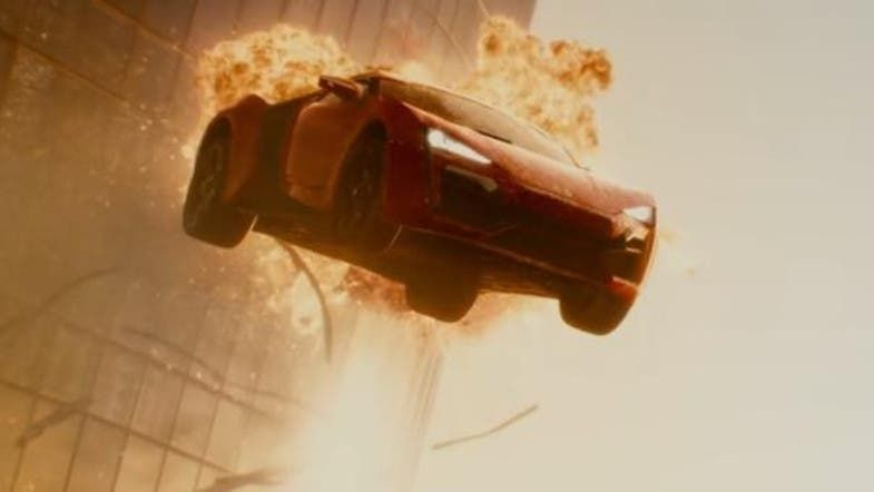 The Craziest Car Stunts From The Fast Saga