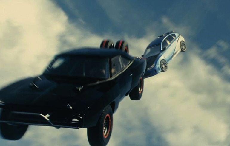 The Craziest Car Stunts From The Fast Saga