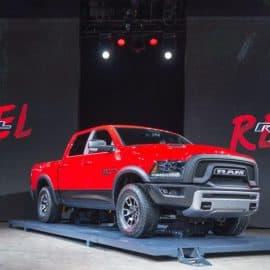 Top Rated Dodge Trucks