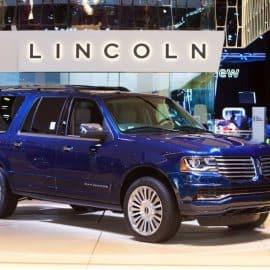 Inside the Lincoln Navigator