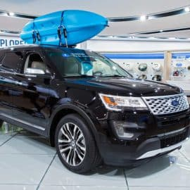 Buying a Ford Explorer