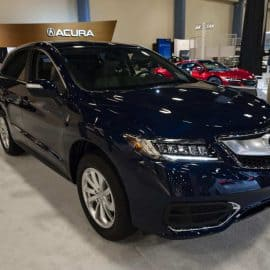 The 2018 Acura RDX