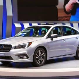 The New Subaru Legacy