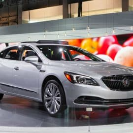 The Buick Lacrosse: Not Your Grandpa's Car Anymore