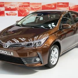 The Surprising Toyota Corolla