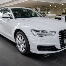 The 2017 Audi A6