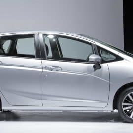 The 2017 Honda Fit