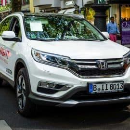 The 2017 Honda CR-V