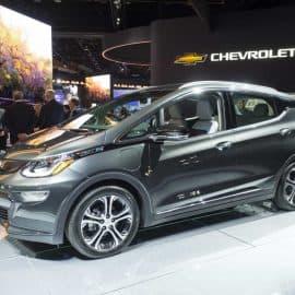 The Chevrolet Bolt EV